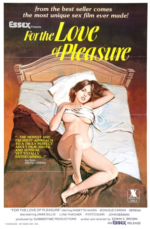 For the Love of Pleasure (1979, USA)