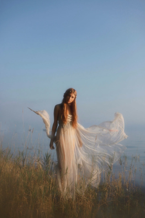 for-redheads:  The Lady Of The Lake, Javertime A '11 - Natascha by Vivienne Mok