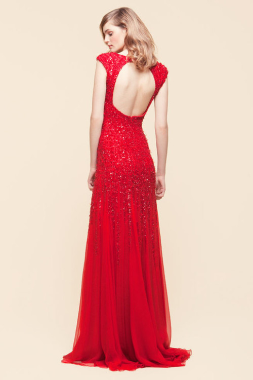 ibtasim:  indifference-online:  artoffashionology:  ELIE SAAB - RESORT 2012  A Fashion Blog Covering All Cultures: Follow now :)  can i have this rania i found my dress