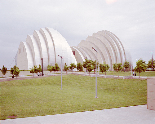 Kaufman Center of Performing Arts, Kansas City, MO, 2012 (by Rao, Viju)