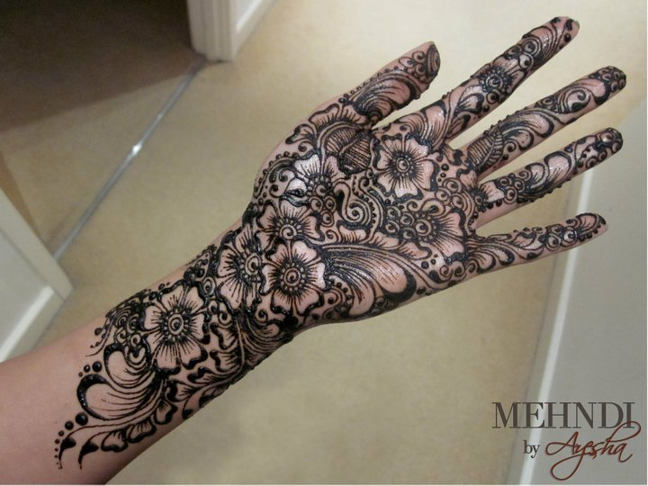 Henna by:Ayesha