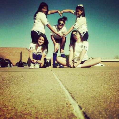 #Soccer I love them! & I love #JV ! (Taken with instagram)