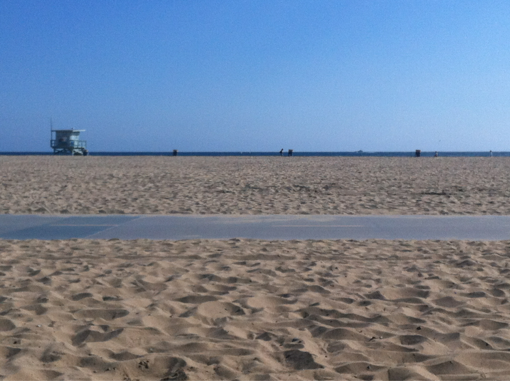 Went to Santa Monica today :)