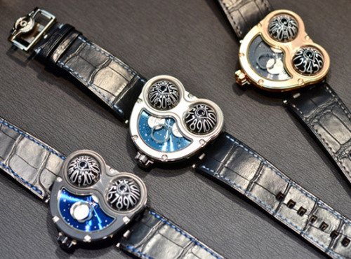 MB&F Moonmachine Watch