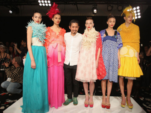 Akira S/S 12-13 @ Mercedes Benz Fashion Week Australia