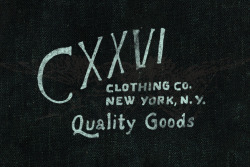 CXXVI Clothing Co.