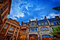 France, Epcot by Samantha Decker on Flickr.