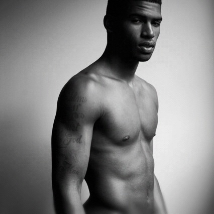 broderickghunter:  Broderick of LA Models (By Cliff W.)