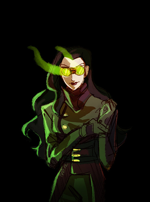 theyoungdoyley:  equalist asami I want a sympathetic Equalist character, damn it.