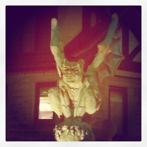 HAUNTED!!  (Taken with instagram)