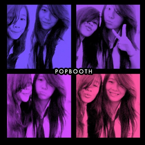 #popbooth #bestpicture #bestmoment #bestfriend #smile #indonesia #myself #iphonesia #instagood #instamood #instalove #instagain #capture #me #friend (Taken with instagram)
