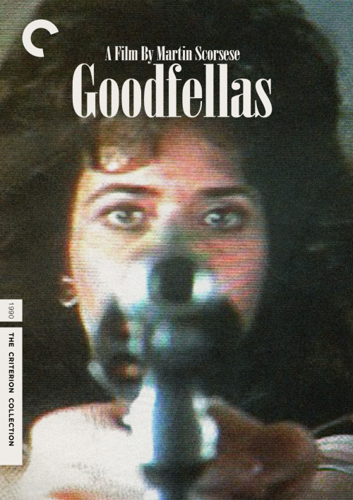 "Criterion Cover for Martin Scorsese's ""Goodfellas"" MM = Midnight Marauder Follow me on Twitter 