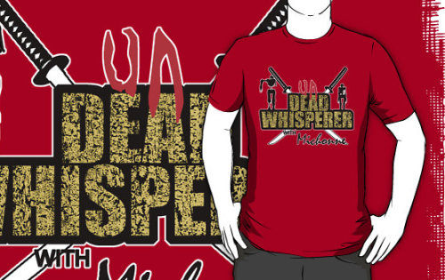 """Undead whisperer"" T-Shirts & Hoodies by SholoRobo 