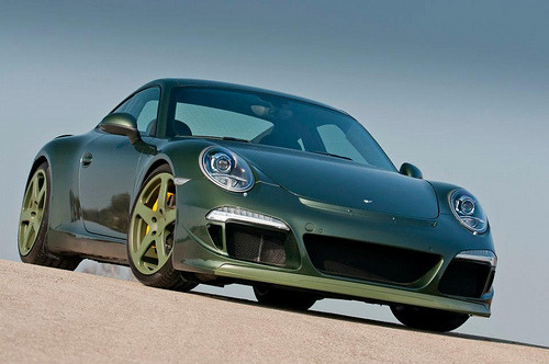 automotivated:  RUF RT 35th Anniversary (by GermanCarScene)