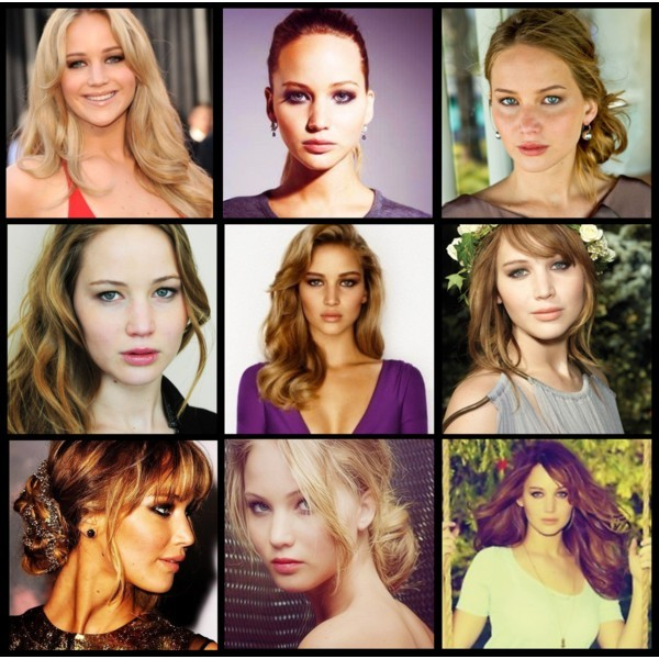 CHAMELEON: Jennifer Lawrence From Katniss to couture, Jennifer Lawrence is a woman of many faces… do you prefer her pared back beauty or vamped up glam?
