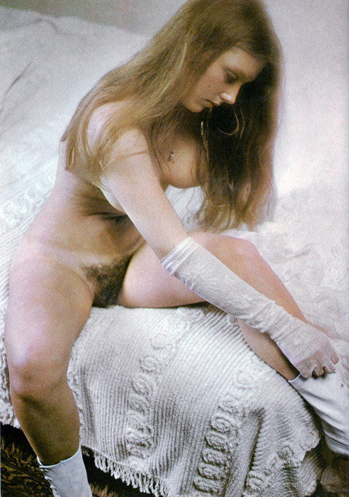 Rosemary Hamilton in Penthouse Magazine 1974