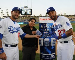 Time to vote!!! My boys Ethier and Kemp are definite all stars. Go Blue!