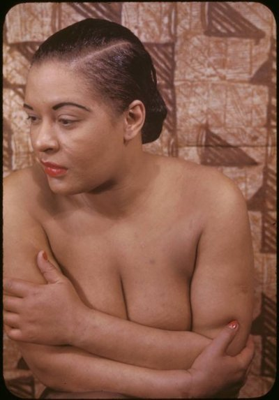 beholdtheboricua:  Billie Holiday and the Carl Van Vechten portraits Recently, I pleasantly stumbled upon an archive of thousands of photographs from the Beinecke Library at the Yale University website taken by a white patron of the Harlem Renaissance, Carl Van Vechten. Not only do they capture many of the household names from during and after the cultural movement, such as W.E.B. Du Bois, James Earl Jones, Billie Holiday, Langston Hughes, and Eartha Kitt, but they are stunningly presented in bright and soulful color. It really brings to life many of those whom I admire; it is as if I could one day see them walking down the street, although these were taken between 70 and 50-years-ago! It's ironic that a man like Van Vechten, in/famous for setting the imperial gaze of the white exoticizing world onto Harlem with his idiotically titled book Nigger Heaven, would contribute to the photographic preservation of the magnificent spirit of such great black women and men. Unfortunately, in a racist world, those with racial power and privilege are allowed to tell the stories of the marginalized, even if the latter are better-educated and more awe-inspiring than the former. The reverse rarely, if ever, happens.This inspires me to continue to record and redefine the experiences of the beautiful Boricua diaspora and to agitate others to do so as well.