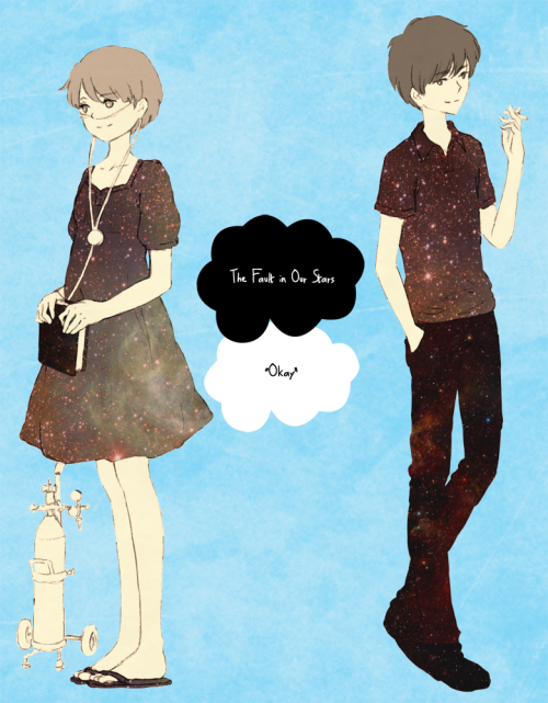 "4leafcolour:  I started reading the Fault in Our Stars. It's odd, because I NEVER read books about real people. But I'm really liking it a lot so far.  ""Sometimes, you read a book and it fills you with this weird evangelical zeal, and you become convinced that the shattered world will never be put back together unless and until all living humans read the book. And then there are books which you can't tell people about, books so special and rare and yours that advertising your affection feels like a betrayal."" And then there's this book, which is both, and which confuses me."