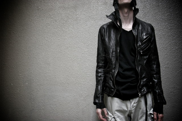 Julius Fall/Winter 2009 Jut Neck Leather