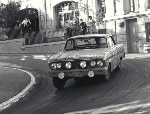 Ford Falcon at Monte Carlo 1963