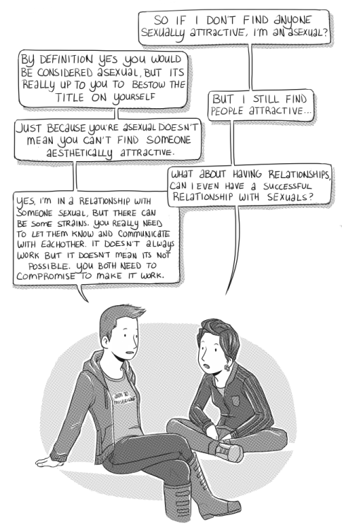 "ace-comics:  This is a nice one by mythical-asexual (or see ""Not My Division"")."