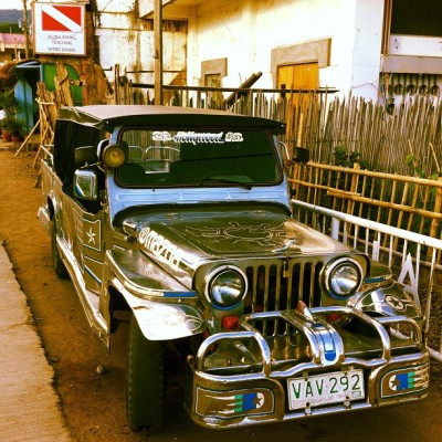 #JEEPNEY (Taken with Instagram at Coron Bay Harbour)