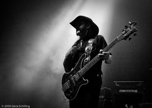 Motorhead by Music Images By Gene on Flickr.
