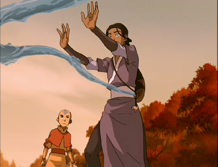 Nickelodeon's Avatar The Last Airbender