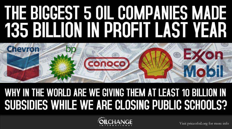 saveplanetearth:  and these subsidies just in US…