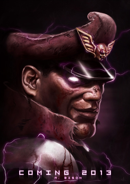 M. Bison is ready to FIGHT in this new Street Fighter fan art piece by artist Josh Summana. This is yet another great sneak peek at the top secret project emerging from 8bit Ego in 2013. Stay tuned for more! Related Rampages: Bowser (More) M. Bison by Joshua Summana (8bit Ego Tumblr) (Twitter)