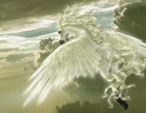 Pegasus - The Flying Horse of Greek Mythology