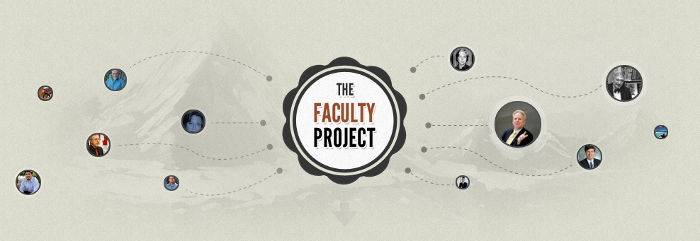 The Faculty Project The best Professors from the world's leading Universities are coming together to teach online FOR FREE! The Faculty Project brings academia's most outstanding professors to the computers, tablets and smartphones of people all over the world. All courses will be free with open enrollment for anyone with an Internet connection.