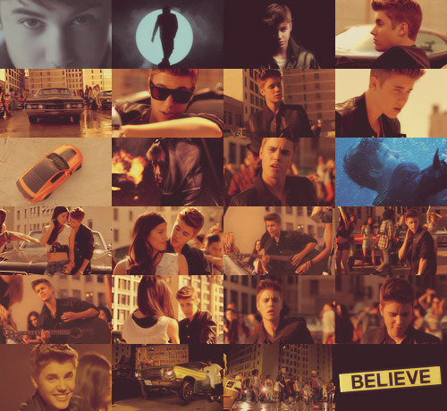 Justin Bieber Boyfriend music video 05.03.2012.