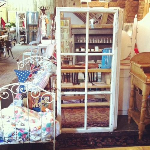 Reclaimed window mirrors - now In stock (Taken with instagram)