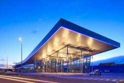 architizer:  Bus station Osijek