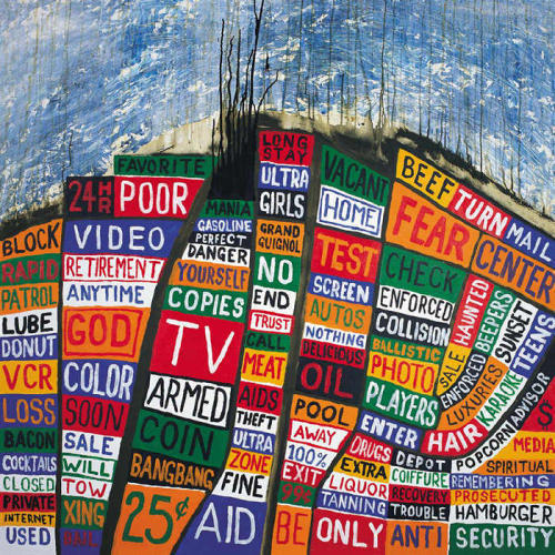 Radiohead - There There (The Boney King of Nowhere.)