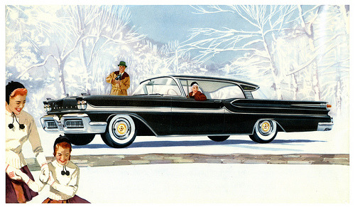 Mercury's Winter Wonderland (by paul.malon)