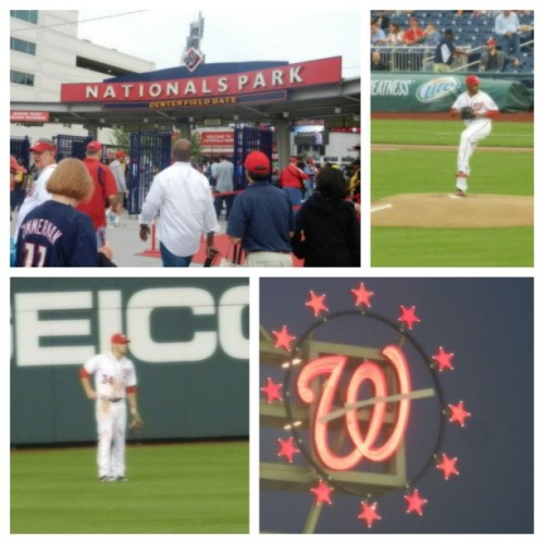 May 3rd: Bryce Harper putting in work