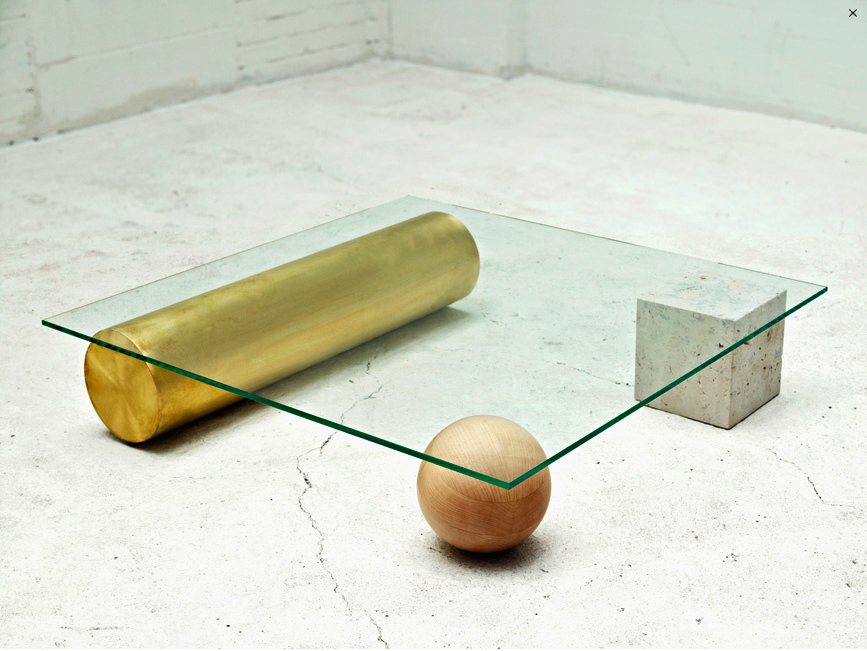 element table, faye toogood