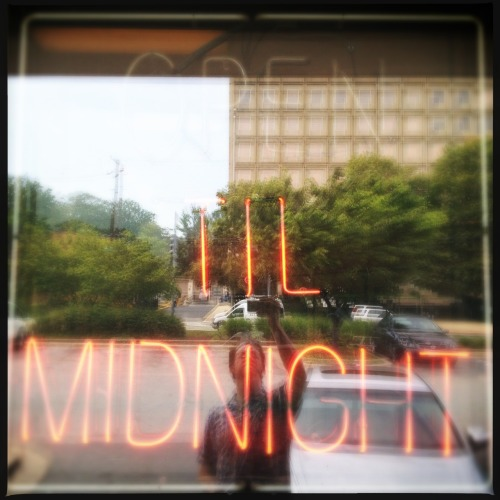 Til midnight.