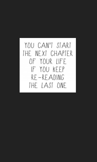 what will be the next chapter of your life? read it, here…