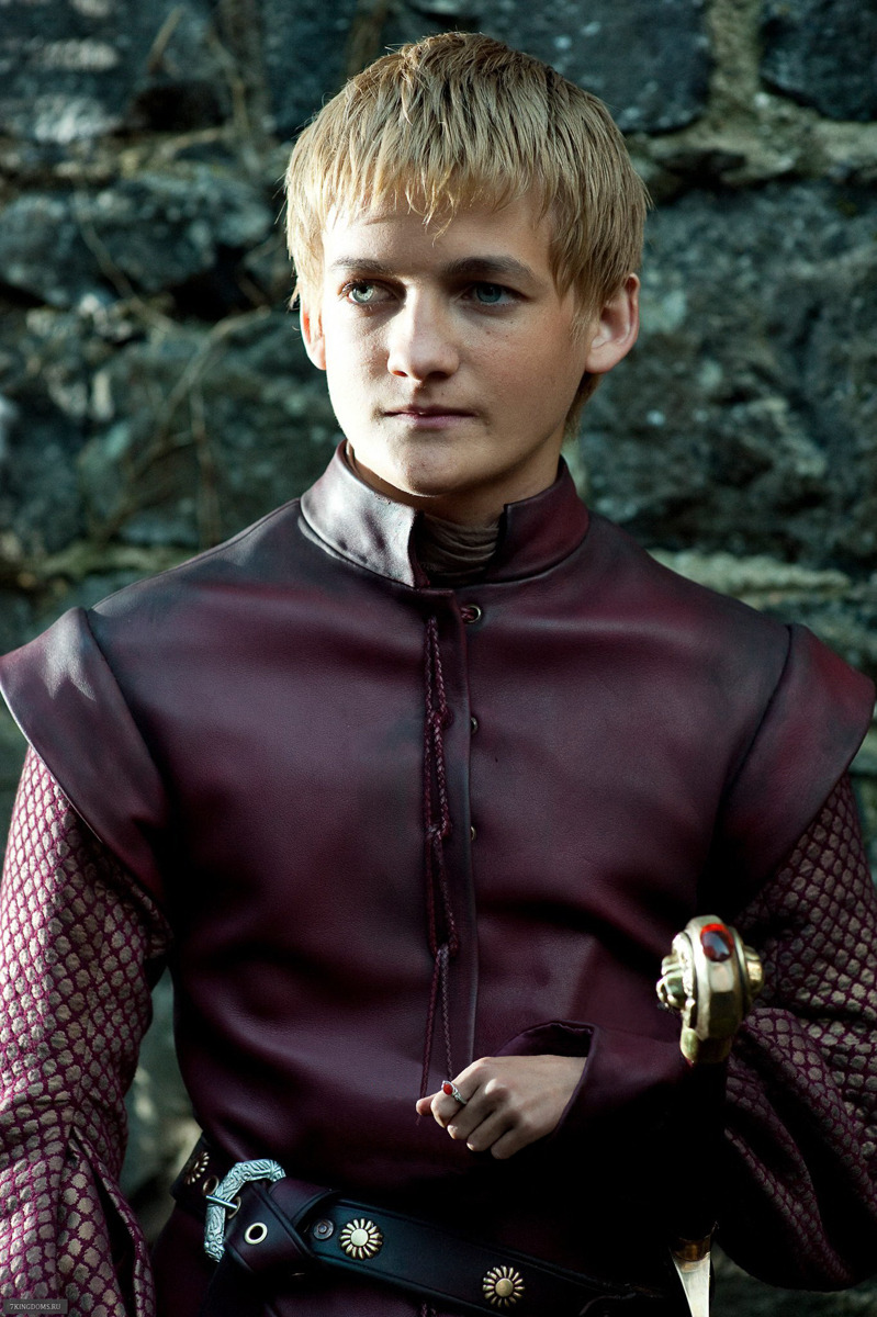 ONE TINY HAND STRIKES AGAIN onetinyhand:  joffrey baratheon.