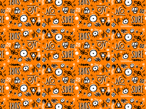 Creeper doodle pattern! On another note, I think I'll use Tumblr again. Not as my official blogging platform, but just to follow the large number of illustrators that are on here. I guess my content here will be a wordless version of my blog, ha.