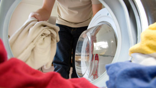 Eco-friendly laundry tipsHere are 10 easy tips that can make a big difference in how your laundry routine affects your health and the environment.