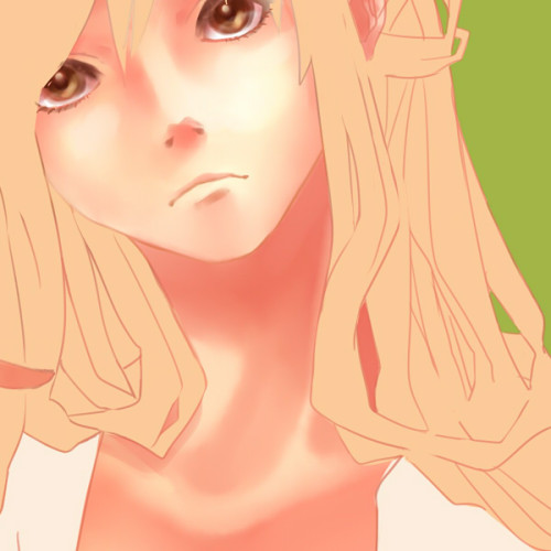 "a wipwipwipwip. supposed to be a doodle, but my masochist senses were like ""LOL NOPE."" and i spent my day not studying at all today. i was like ""screw all dis shiets"" at my lecture notes and draw lots for the whole day ( 6 v 9 ) totally gonna regret this d( 6 v 9 )b"