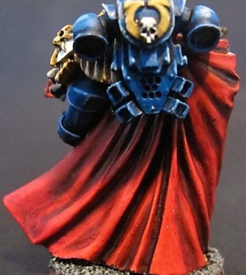 Completed Captain Sicarius.