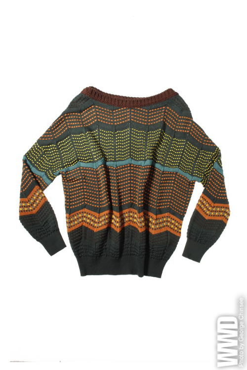 Fall 2012 Trend: Knit Picks M Missoni
