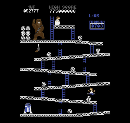 Wookiee Kong  #StarWarsDay