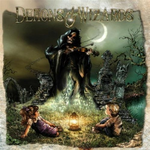 Demons & Wizards - Fiddler On The Green